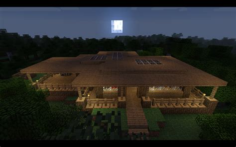 Minecraft Cabin In The Woods by Cabin In The Woods 1 8 Minecraft Project