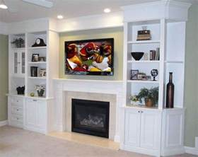 built in bookshelves around tv built in shelving tv fireplace fireplaces