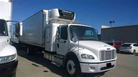 Truck With Sleeper by Freightliner M2 Sleeper Truck Cdl 26k Gvwr 22ft