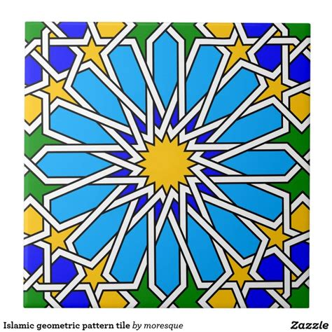 islamic pattern tiles products islamic geometric pattern tile tiles pinterest