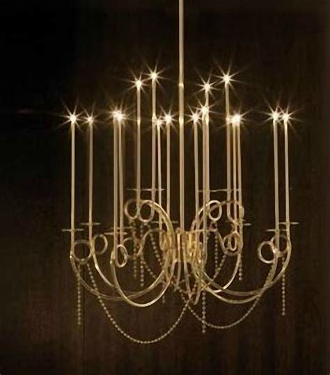 Simple Modern Chandelier Antique Simple Iron G4 Chandelier Contemporary Chandeliers New York By Lighting