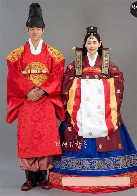 korean traditional wedding hanbok designs dressespic