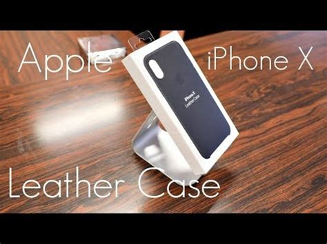 Dijual Official Apple Leather Sleeve For Pro 10 5 Inch Or Su 47m apple s official leather iphone x review demo
