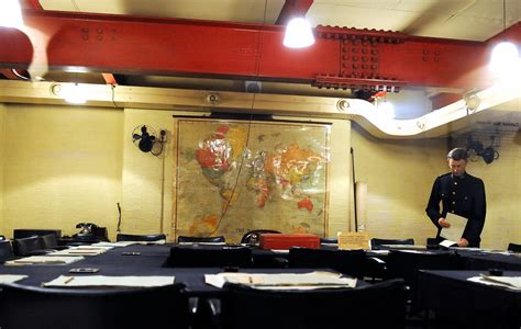 Cabinet War Rooms by Churchill War Rooms Museum In Thousand Wonders