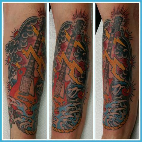 tattoo collage maker tyson schaffert tattoo artist iron brush tattoo
