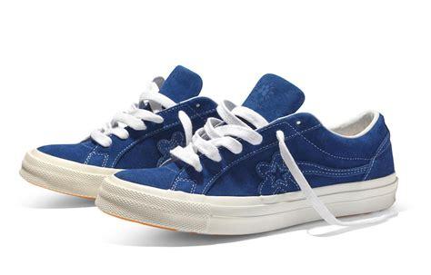 Converse Mono Ox Blue converse golf le fleur mono collection sneaker bar detroit