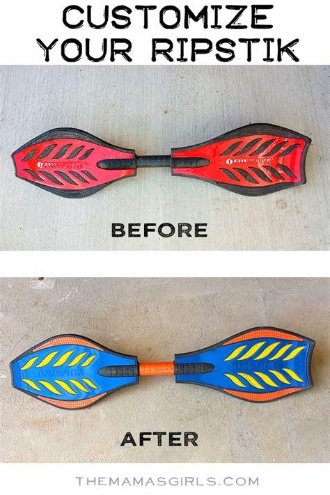 ripstik colors customize your ripstik