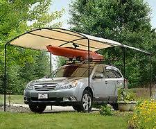Car Cover Gazebo Portable Garage Carport Awnings Canopies Tents Ebay