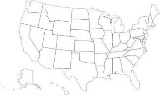 us map blank outlines clip at clker vector clip
