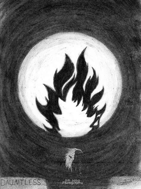 Divergent Faction Symbol - Dauntless | Dauntless: The