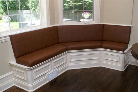 banquet or banquette kitchen dining banquette seating from bistro into your