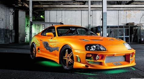 Toyota Walker Los Seis Mejores Coches Garaje De Paul Walker