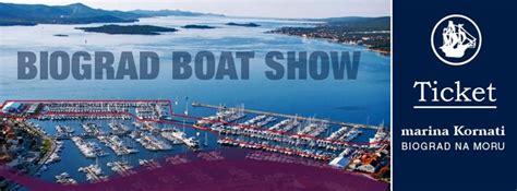 boat show tickets biograd boat show in biograd kroatien kroati de