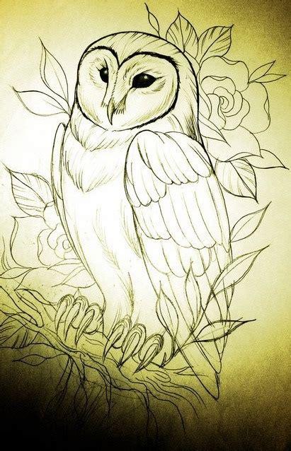 owl tattoo sketch tumblr owl design on tumblr