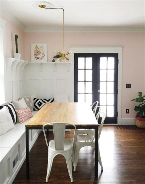 diy nooks and banquettes home ideas pinterest diy dining nooks and banquettes decorating your small space
