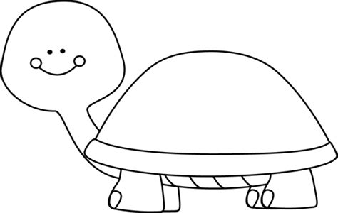 Turtle Outline Vector by Black And White Blank Turtle Clip Black And White Blank Turtle Image