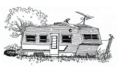 sketches from the rv years books illustration scotty whirld