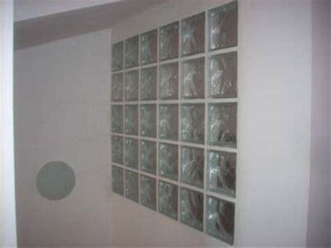 pareti in vetrocemento per interni realizzare pareti divisorie in vetrocemento le pareti