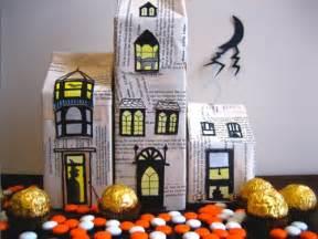 Milk Carton Halloween Decoration Diy Eco Friendly Halloween Crafts