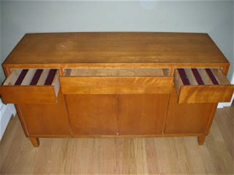 russel wright american modern furniture dwell n alternative russel wright for conant furniture makers mid century credenza