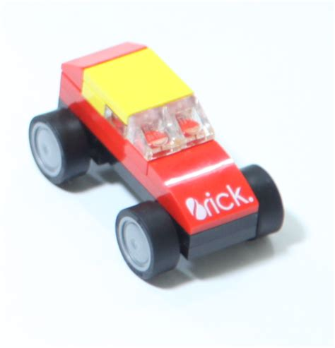 Car Minny Set 5in1 lego car factory hermes reply danny s lab