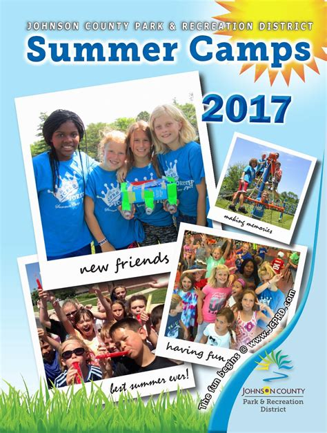 kauai county parks recreation summer programs 2017 jcprd summer c guide by jcprd johnson county