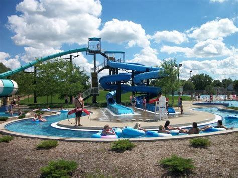 Splash House Marion In by Marion Indiana Indiana And Rivers On