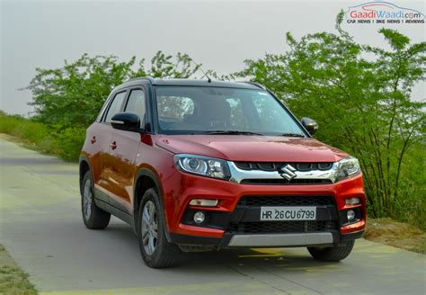 Suzuki Maruti Made In India Maruti Suzuki Vitara Brezza Launched In