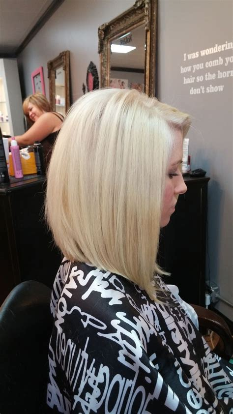 extensions for angled short bob 13 best images about lob haircut on pinterest bobs lob