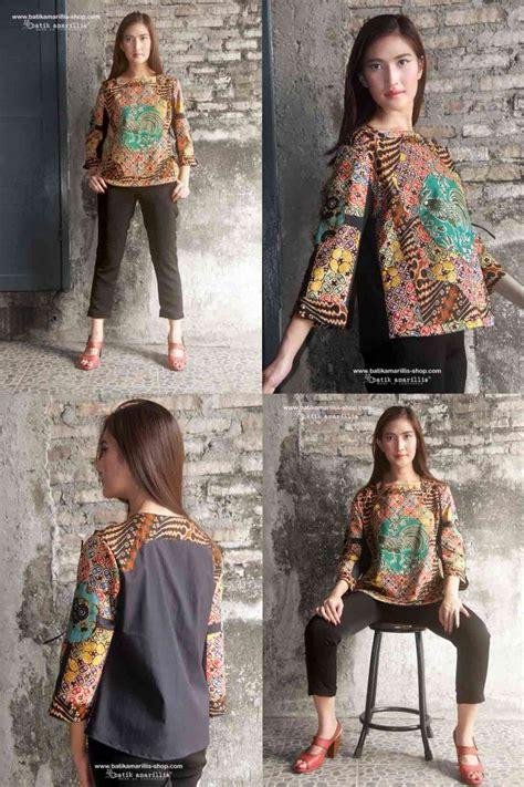 Kutubaru Tunic 1 497 best images about baju batik on day