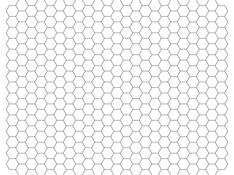 hexagonal graph paper images