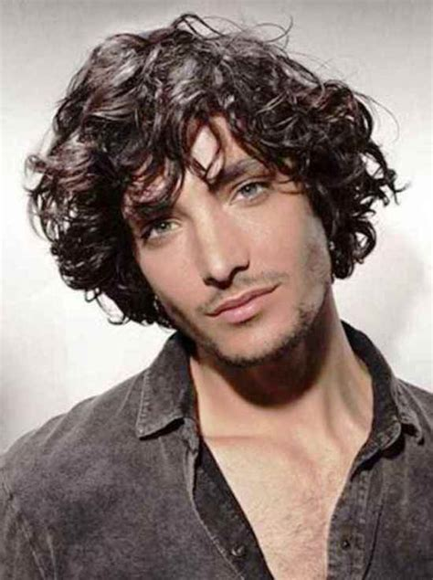 pictures of best hair style for stringy hair curly men haircuts harvardsol com
