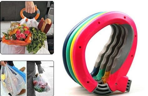 Carry Food Device new large load retractable carry food tools device
