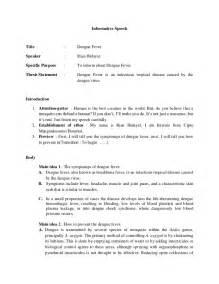 Exle Of Informative Speech Essay by Rian Hidayat 1010912020 Informative Speech