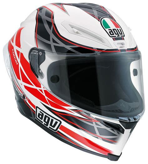 Garage Shop Designs agv corsa 5hundred helmet size lg only cycle gear