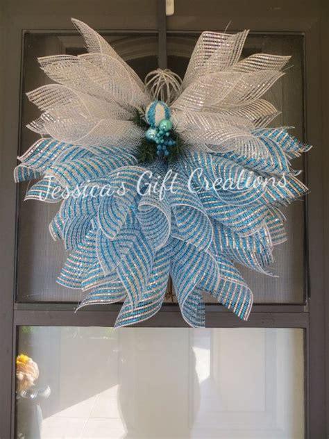 order family  deco mesh wreathdoor wreathfront doorburlapparents gift