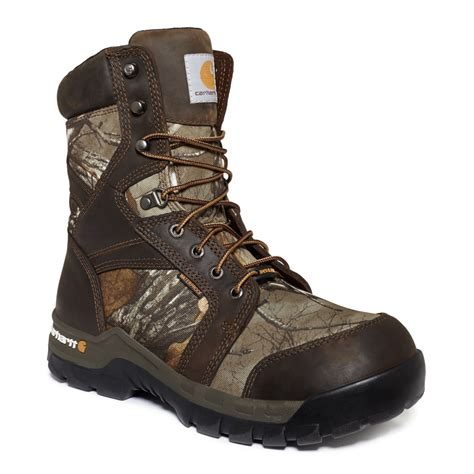 carhart boots carhartt 8 inch work flex waterproof insulated boots in