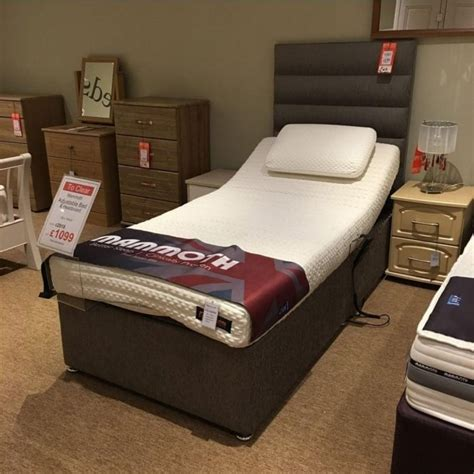 performance adjustable bed with headboard clearance local delivery only