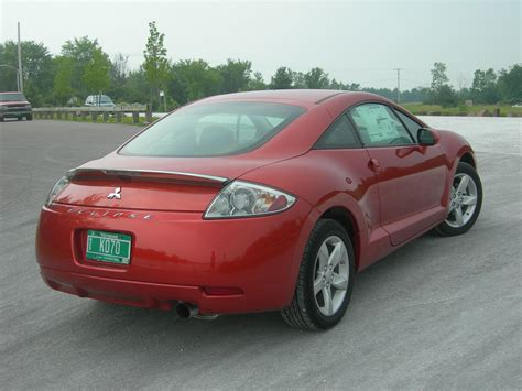08 Mitsubishi Eclipse by Review 2008 Mitsubishi Eclipse Gs College Cars