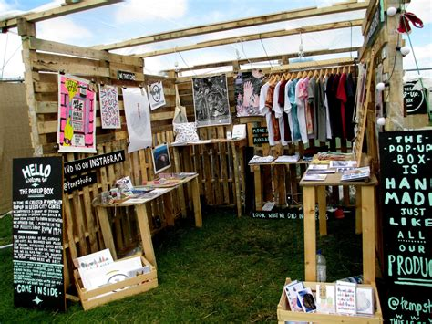 Wooden Tent beacons art amp music festival creative review