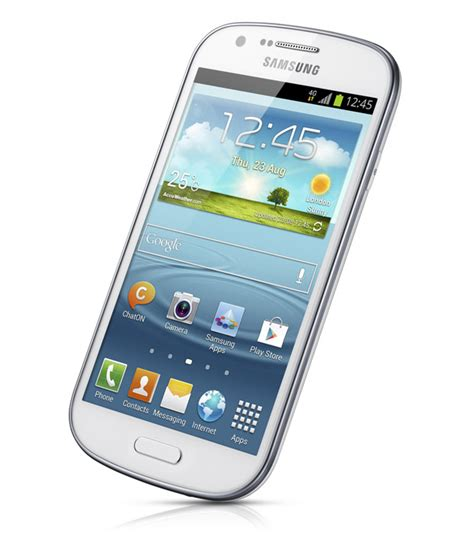 Samsung Galaxy Express 4G LTE unveiled: another S III look