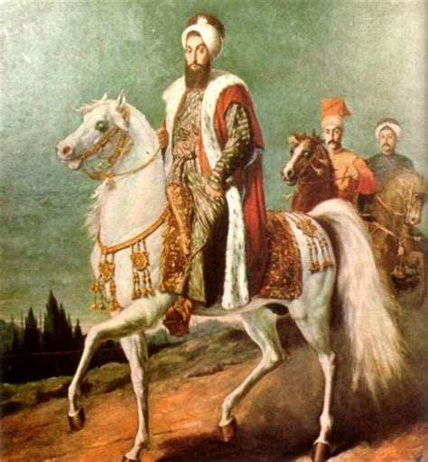 ottoman emperors various types of miscellaneous riders