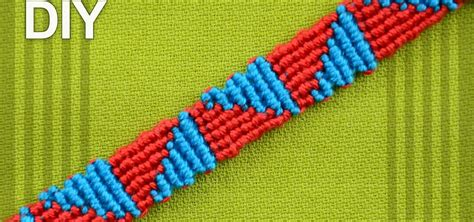 how to make bracelets with how to make a triangle friendship bracelet 171 jewelry
