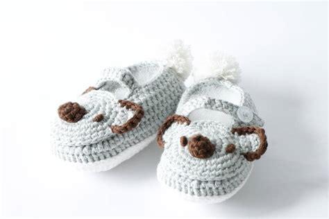 koala baby shoes crochet koala baby shoes by attic