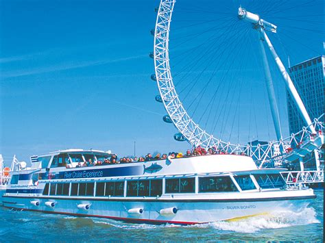 river thames cruise london eye package london eye