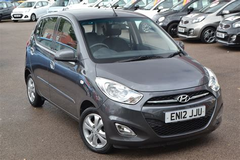Hyundai Garage Bristol by Wessex Garages Used 2012 Hyundai I10 Active On Feeder