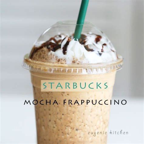 how to make starbucks mocha frappuccino at home copycat