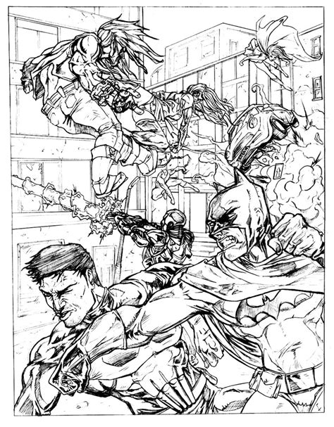 dc marvel coloring pages marvel vs dc by starextinction on deviantart