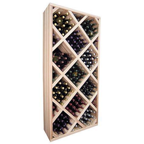 Wine Rack Kit by Sonoma Designer Wine Rack Kit Bin With Trim Wine Enthusiast