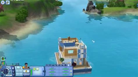 sims 3 island paradise boat house the sims 3 island paradise review item showcase and